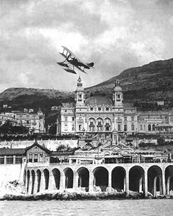 Sopwith Tabloid at monaco