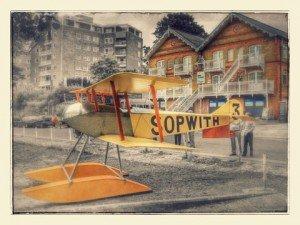 Sopwith-Tabloid-outside-Albany-Boathouse