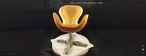 Pumpkin-Swan-Chair